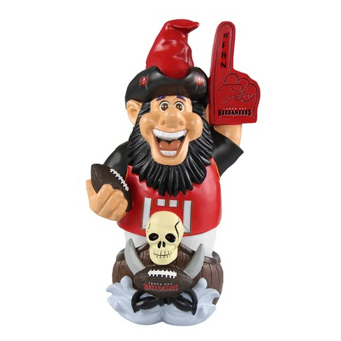 NFL Tampa Bay Buccaneers Caricature Garden Gnome - image 1 of 2