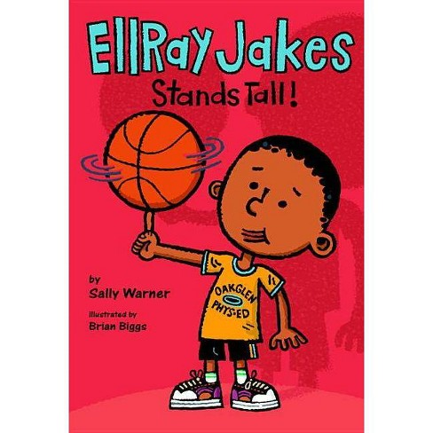 EllRay Jakes Stands Tall - by  Sally Warner (Hardcover) - image 1 of 1