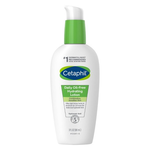 Cetaphil Oil-Free Hydrating Lotion - 3 fl oz - image 1 of 4
