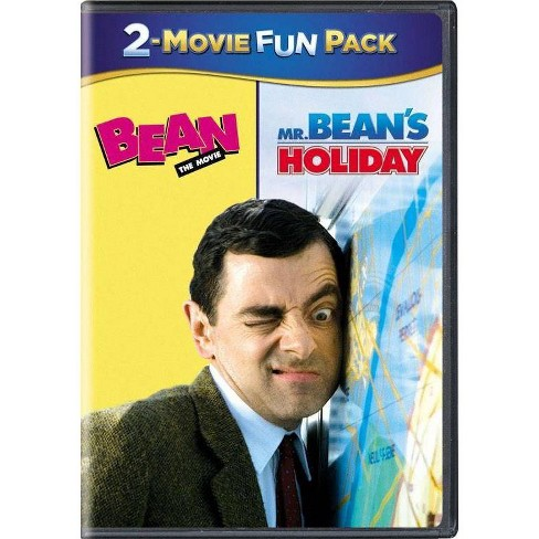 Mr. Bean's Holiday / Bean (DVD) - image 1 of 1