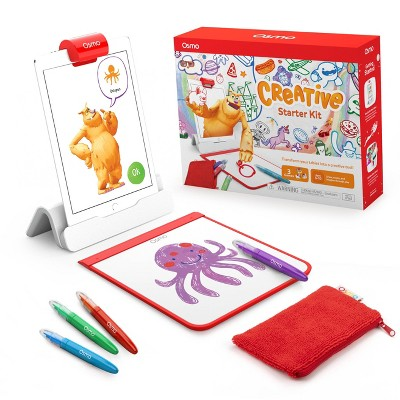 Osmo - Creative Starter Kit for iPad (New Version)Ages 5-10