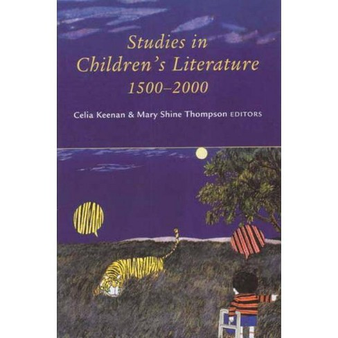 Studies in Children's Literature, 1500-2000 - (Studies in Children 's Literature) (Paperback) - image 1 of 1