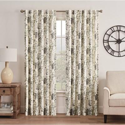 Kensington Bloom Window Curtain - Waverly