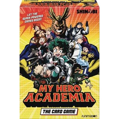 Shinobi7 My Hero Academia The Card Game