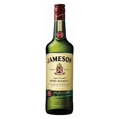 Jameson® Irish Whiskey - 750ml Bottle
