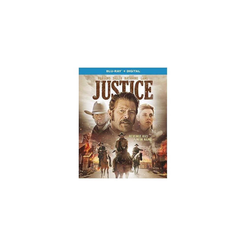 Justice (Blu-ray), Movies