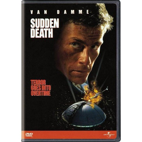 Sudden Death (DVD) - image 1 of 1