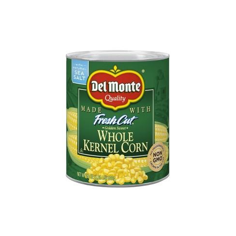 Del Monte Fresh Cut Golden Sweet Whole Kernel Corn 29oz - image 1 of 4
