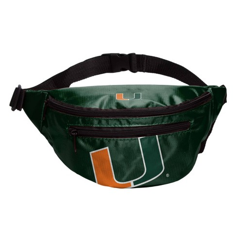 NCAA Miami Hurricanes Clear Fanny Pack - image 1 of 1