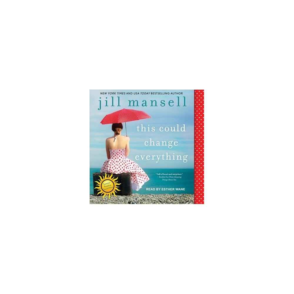 This Could Change Everything - by Jill Mansell (MP3-CD)