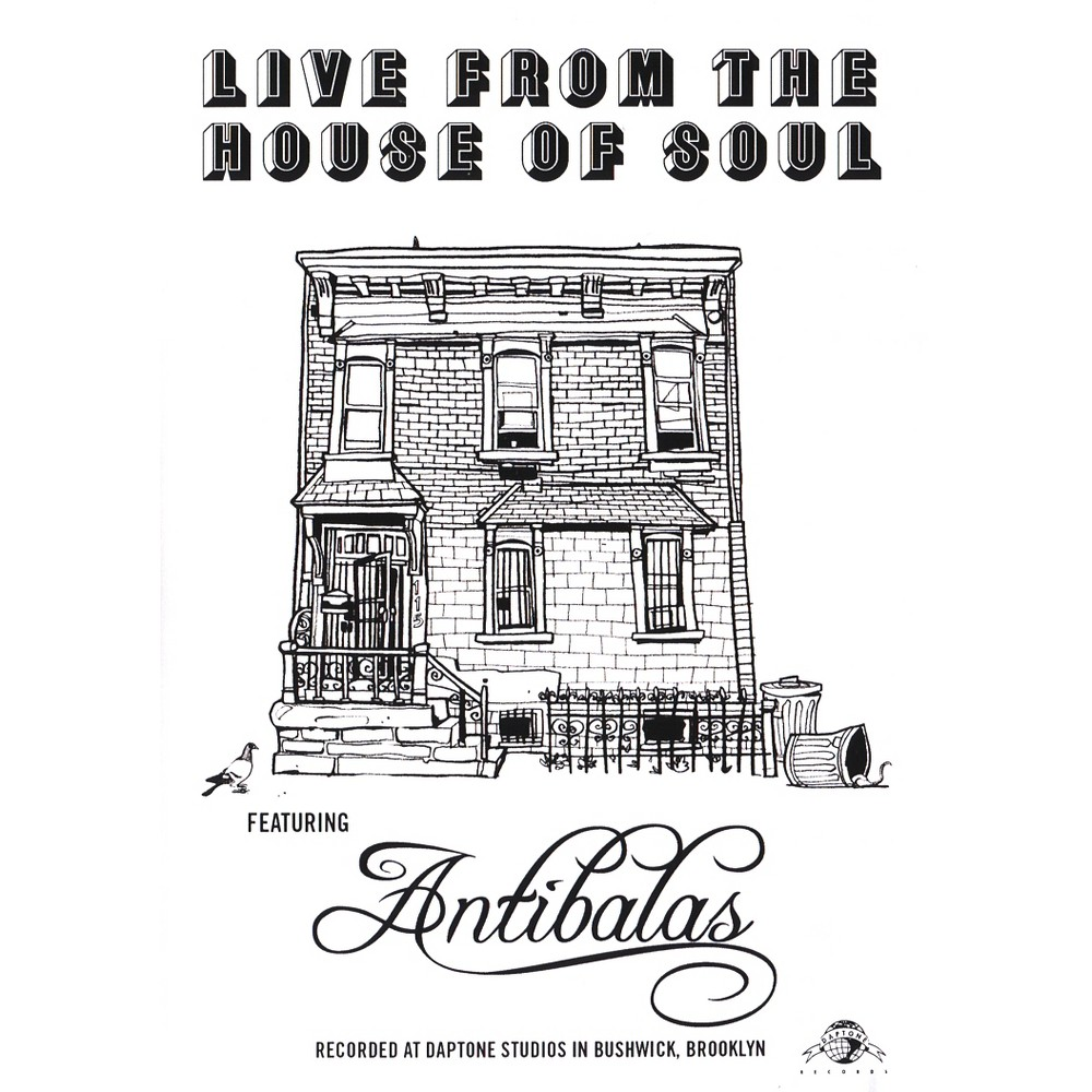 Live From The House Of Soul:Antibalas (Dvd)