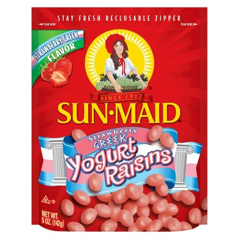 Sun-Maid® Strawberry Greek Yogurt Raisins - 5oz - image 1 of 1