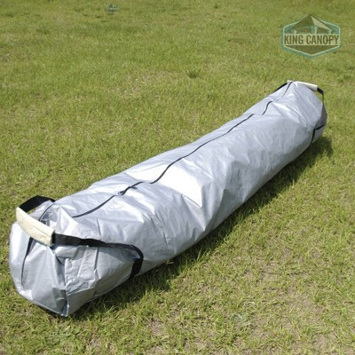 King Canopy 80'' Tent Bag Silver with Handles