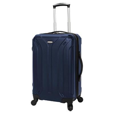 Skyline Glide 22  Carry On Suitcase - Blue