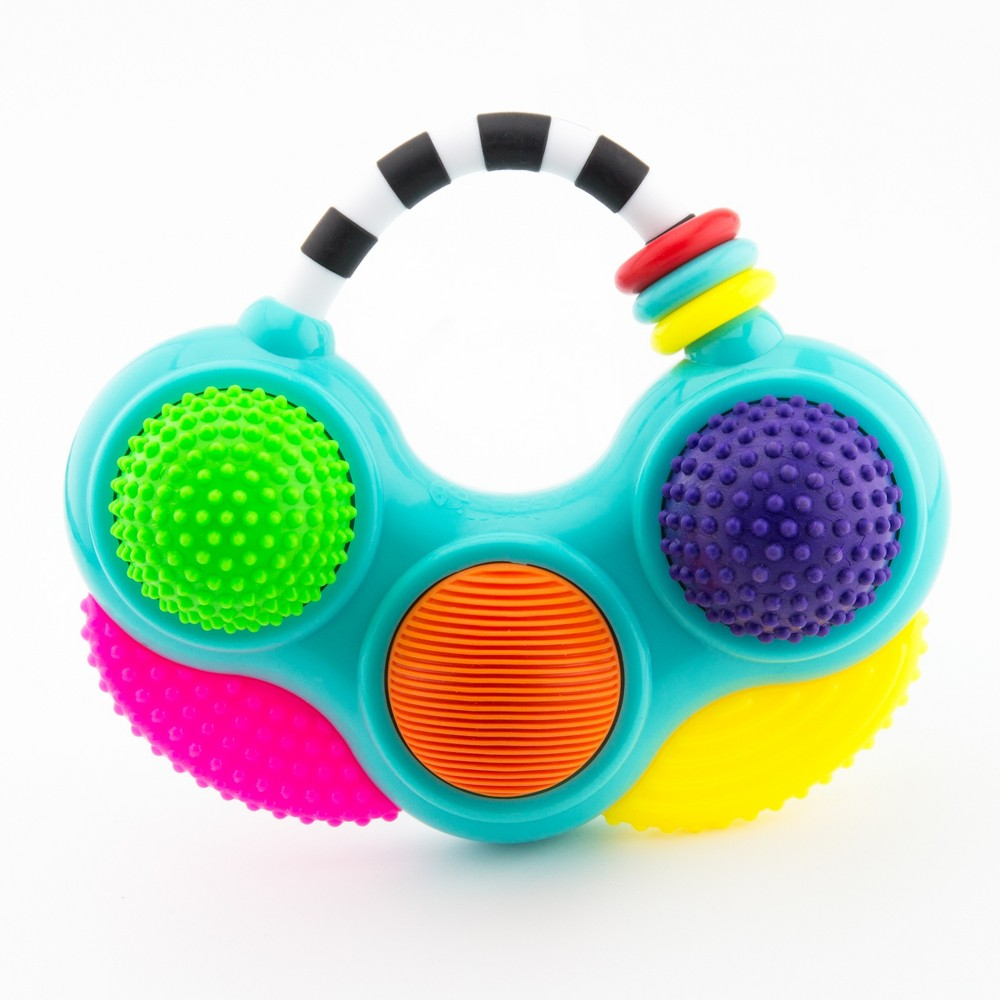 Sassy Do-Re-Mi Musical Toy, Blue