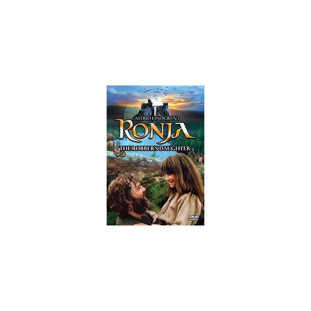 Ronja The Robber's Daughter (Dvd)