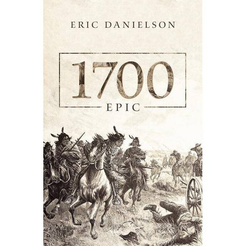 1700 - by  Eric Danielson (Paperback) - image 1 of 1