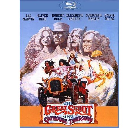 Great Scout And Cathouse Thursday (Blu-ray) - image 1 of 1