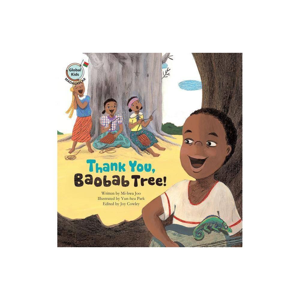 Thank You Baobab Tree Global Kids Storybooks By Mi Hwa Joo Paperback