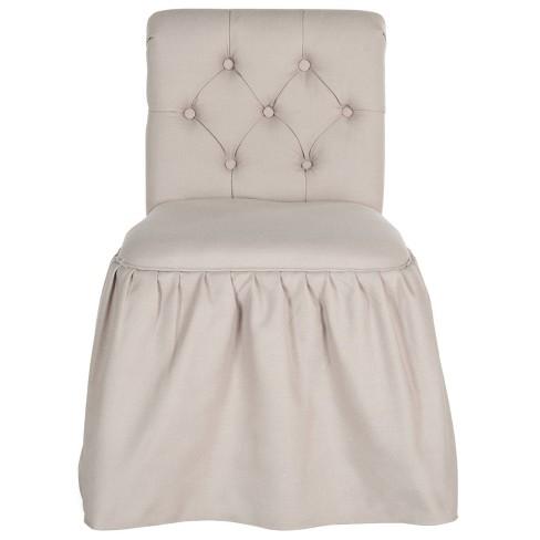 Allie Vanity Chair - Safavieh® - image 1 of 4