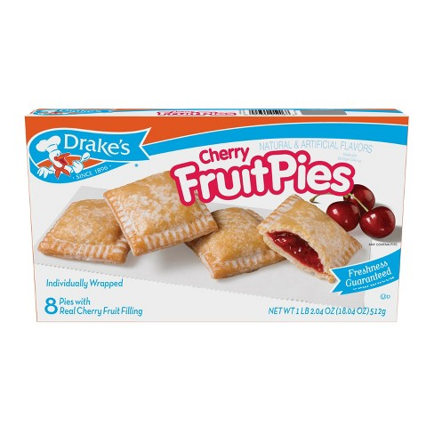 Drake's Family Pack Cherry Pie - 17.19oz - image 1 of 1
