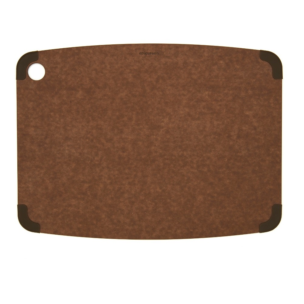 Image of Epicurean 17.5x13 Non-Slip Cutting Board - Natural Brown