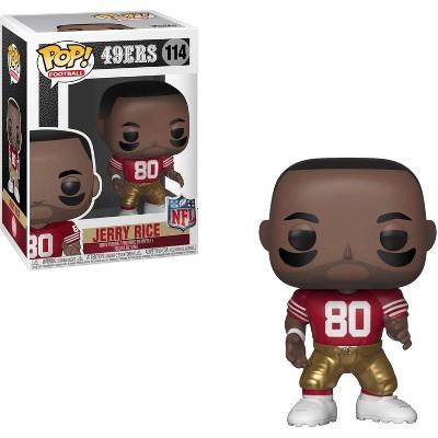 Funko San Francisco 49ers NFL Legends Funko POP Vinyl Figure - Jerry Rice