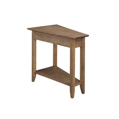 American Heritage Wedge End Table - Johar Furniture