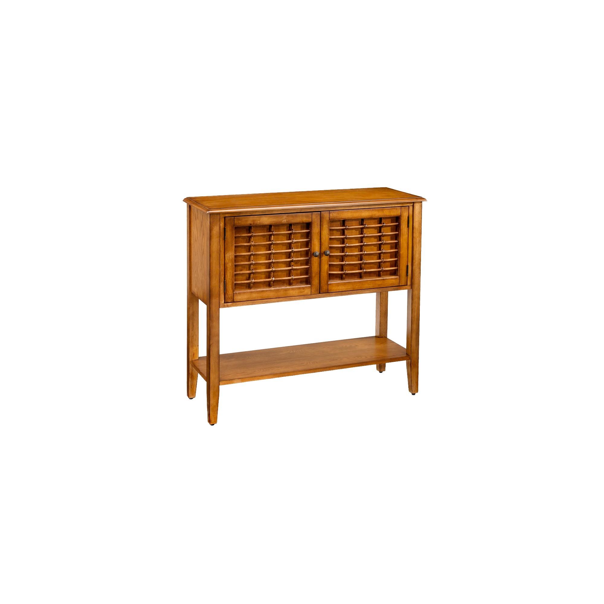 Bayberry Buffet Oak Finish - Hillsdale Furniture