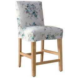 Brilliant Slipcover Bar Stool Simply Shabby Chic Target Machost Co Dining Chair Design Ideas Machostcouk