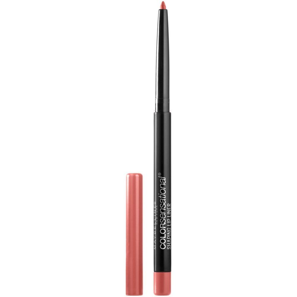 Image of Maybelline Color Sensational Carded Lip Liner Magnetic Mauve - 0.01oz, Magnetic Pink