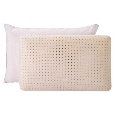Memory Foam Pillow 2pk (Jumbo)Beige - Authentic Comfort®