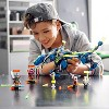 LEGO NINJAGO Jay's Cyber Dragon Ninja Building Set 71711 - image 3 of 4