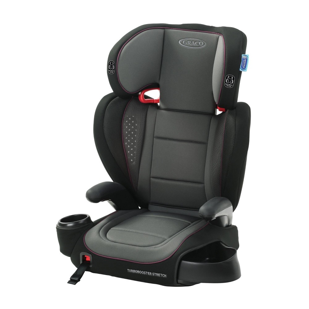 Graco Turbobooster Stretch Highback Booster Car Seat Ainsley