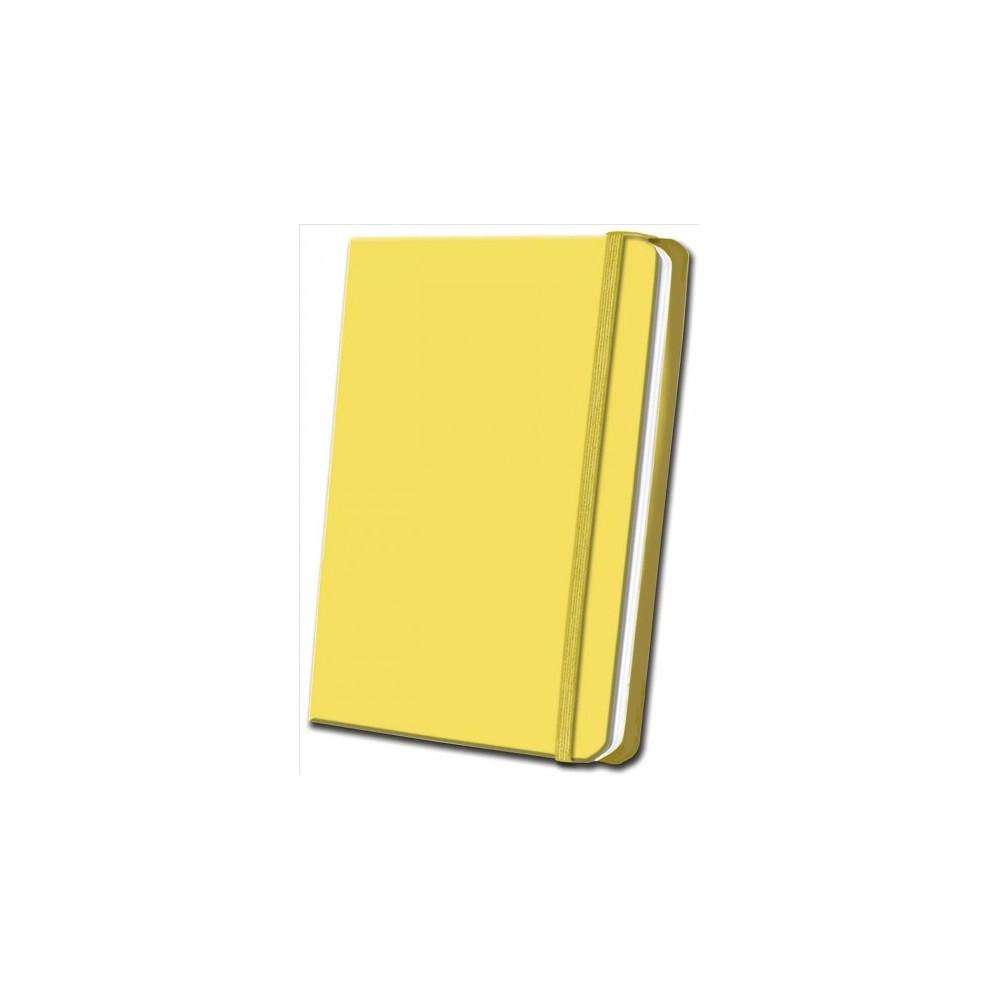 Yellow Linen Journal - (Hardcover)