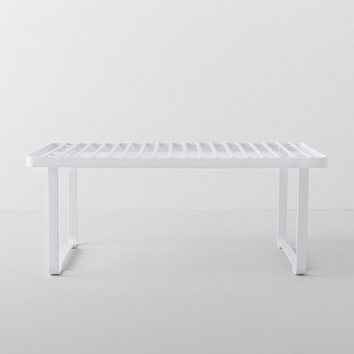 Kitchen Cabinet Organizer Shelf White - Made By Design™