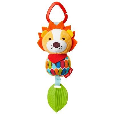 Skip Hop Bandana Buddies Chime & Teethe Toy - Lion