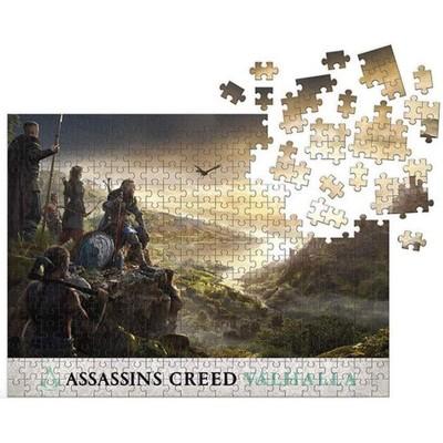 Dark Horse Comics Assassin's Creed Valhalla: Raid Planning 1000 Piece Jigsaw Puzzle