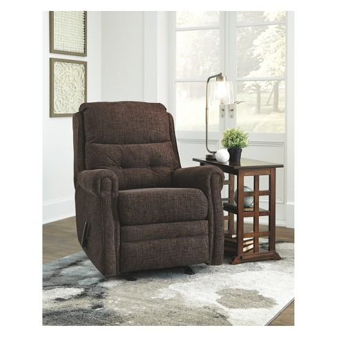 Penzberg Glider Recliner - Signature Design by Ashley - image 1 of 3