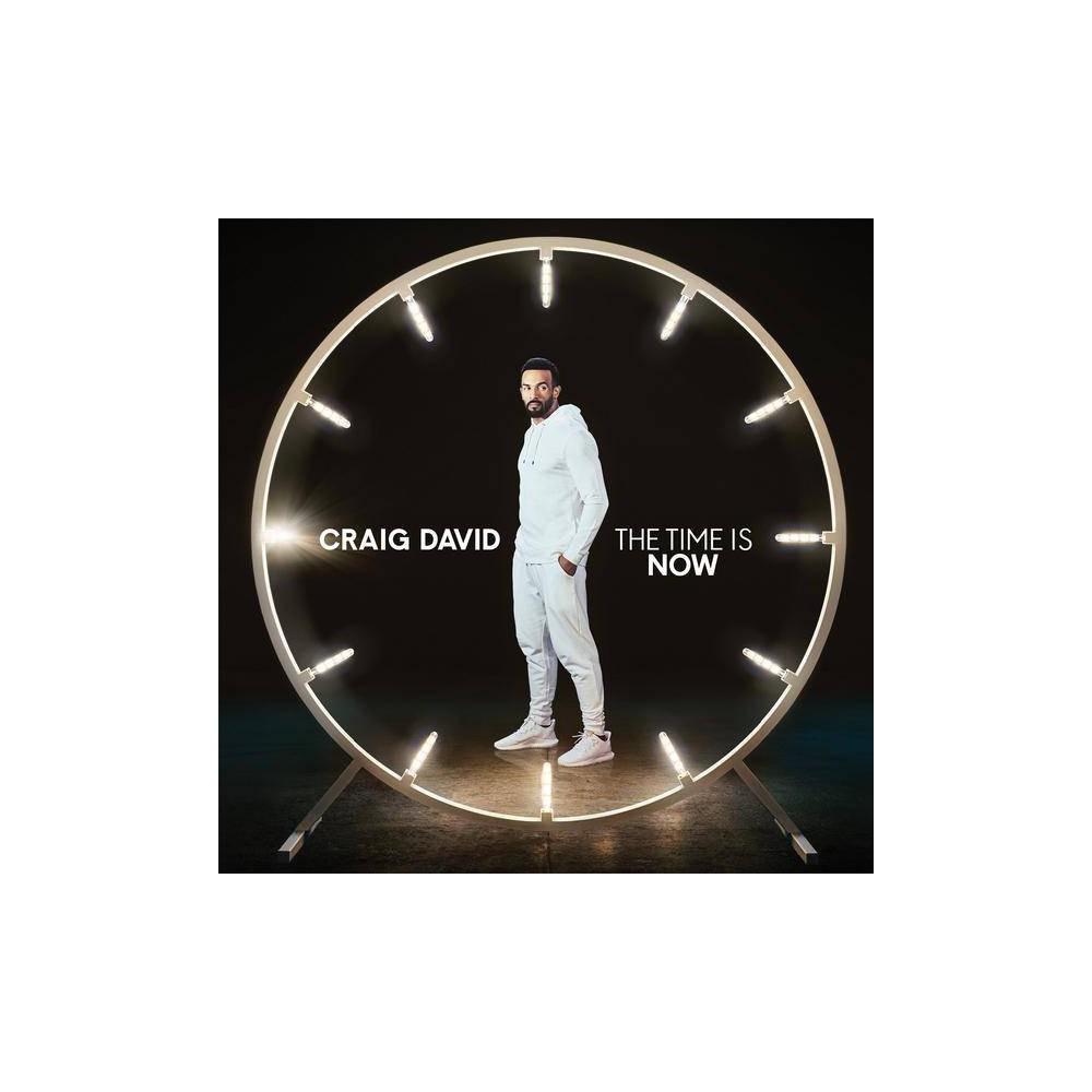 Craig David Time Is Now Vinyl