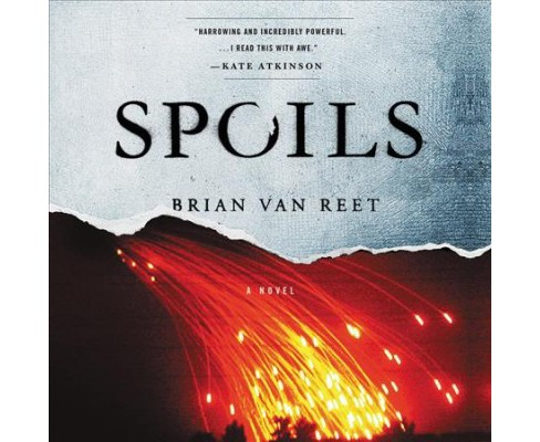Spoils : Library Edition (Unabridged) (CD/Spoken Word) (Brian Van Reet) - image 1 of 1