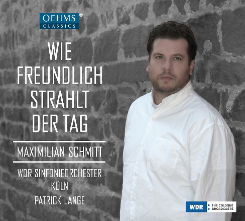 Maximilian schmitt - How friendly the day shines (CD) - image 1 of 1