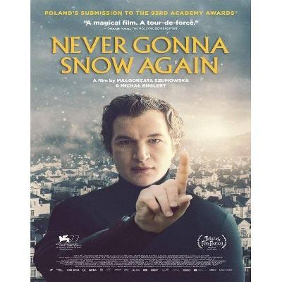 Never Gonna Snow Again (Blu-ray)(2021)