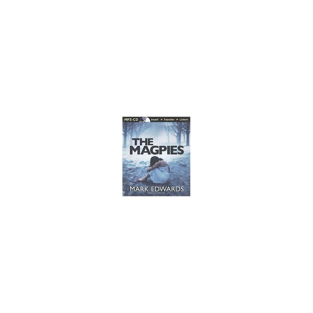Magpies (Unabridged) (MP3-CD) (Mark Edwards)
