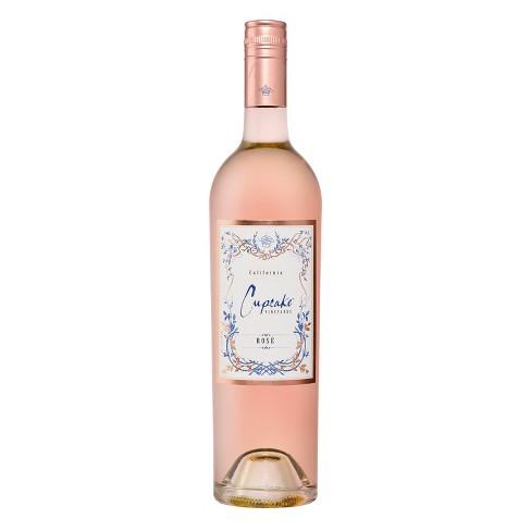 Cupcake Rosé Wine - 750ml Bottle - image 1 of 4