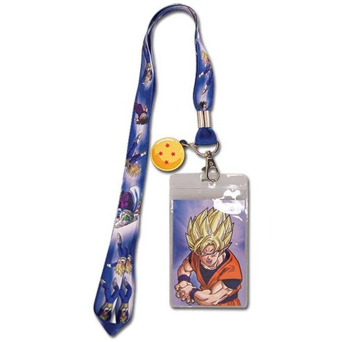 Great Eastern Dragon Ball Z Z Warriors Group Lanyard - image 1 of 1