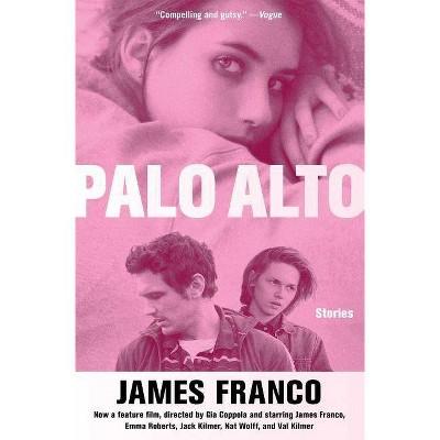 Palo Alto - by  James Franco (Paperback)