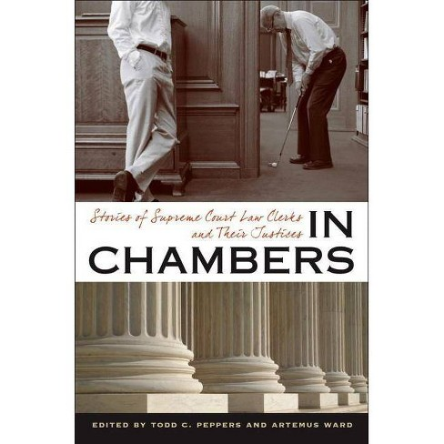 In Chambers - (Constitutionalism and Democracy) (Hardcover) - image 1 of 1