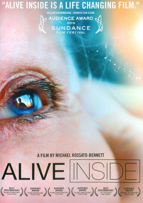 Alive inside (DVD) - image 1 of 1