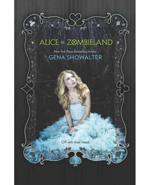 Alice in Zombieland ( White Rabbit Chronicles) (Paperback) - image 1 of 1